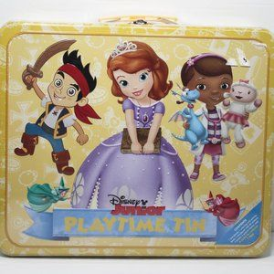Disney Junior Playtime Tin